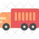 Truck Travel Business Icon