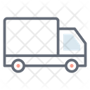 Delivery Truck Van Logistics Icon
