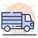 Truck Delivery Cargo Logistics Icon