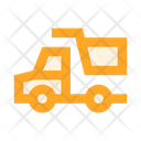 Truck Tipper Icon