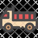 Car Transportation Village Icon