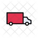 Truck Vehicle Shipping Icon