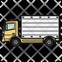 Auto Truck Car Icon