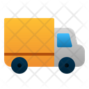 Truck Delivery Package Icon