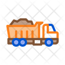 Road Repair Truck Icon
