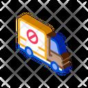 Truck Kill Logo Icon
