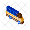 Truck Transportation Transport Icon