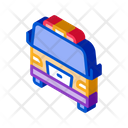 Truck Tow Car Icon
