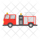 Truck Fire Engine Icon