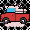 Pickup Truck Vehicle Icon