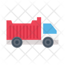 Truck Container Construction Icon