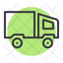 Truck Lorry Dump Icon