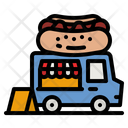 Truck Foodtruck Fast Icon