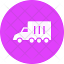 Truck Cargo Carrier Icon