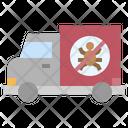 Exterminator Truck Exterminator Vehicle Truck Icon