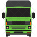 Cargo Delivery Truck Icon