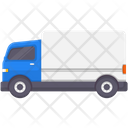 Truck Delivery Container Icon