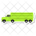 Transport Truck Vehicle Icon