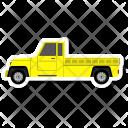 Truck Bus Public Icon