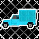 Truck School Transport Icon