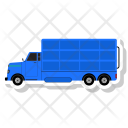 Truck Delivery Ecommerce Icon