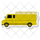 Delivery Ecommerce Truck Icon