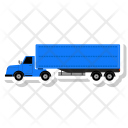 Truck Delivery Freight Icon