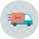 Truck Cargo Commercial Icon