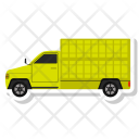 Truck Lorry Transport Icon