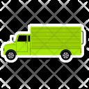 Truck Cargo Freight Icon