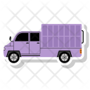 Truck Delivery Lorry Icon