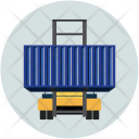 Truck Courier Load Icon
