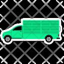 Delivery E Commerce Truc Icon