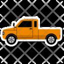 Automobile Delivery Vehicle Icon