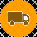 Truck Van Cargo Icon