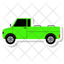Truck Cargo Delivery Icon