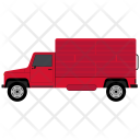 Delivery Shipping Truck Icon