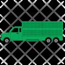 Shipping Shopping Truck Icon