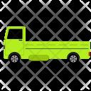 Bus Cargo Delivery Icon