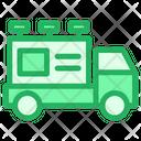 Truck Advertisement Advertising Icon