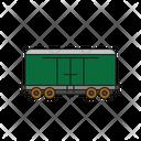 Truck Camper Camper Transportation Vehicle Icon