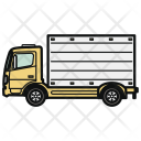Truck Car Automobile Icon
