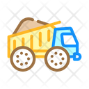 Truck Carrying Truck Carrying Icon