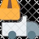 Truck Carton Box Icon