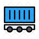 Truck Container Vehicle Icon