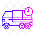 Truck Delivery Pickup Icon