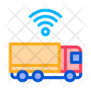Truck Network Icon