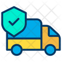 Truck Protection Icon
