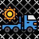 Truck Repair Icon