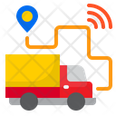 Truck Route Icon